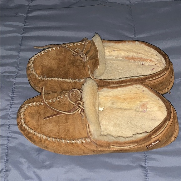 Size 11 LL BEAN slippers